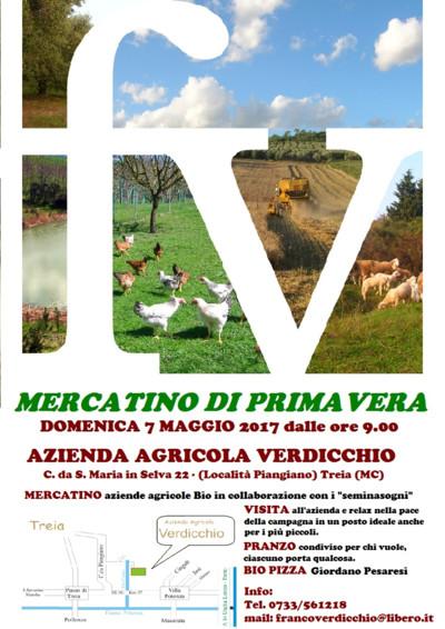 Evento presso Azienda Franco Verdicchio (produttore Ti Porto l'Orto)