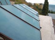 Pannelli solari e fotovoltaico.