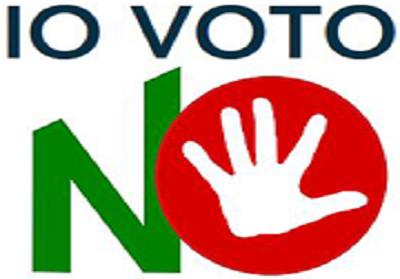 Io voto NO